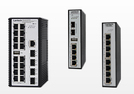 Industrial DIN-Rail Gigabit Ethernet Switch