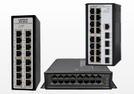 Industrial DIN-Rail Fast Ethernet Switch